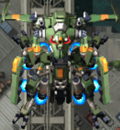 Thanatos mantis