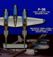 P-38 (Arcade)