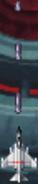 F-4 Phantom II Roll Napalm (Level 2)