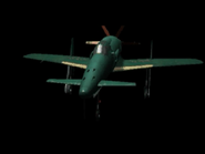 J7W Shinden (Fighters Index Model)