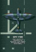Spitfire Mk. VII (Arcade Attract)
