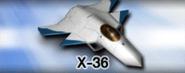 X-36 (Partner)