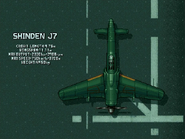 J7W Shinden (Console Attract)