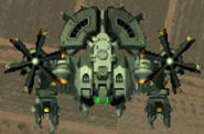 Iron Casket (Robot Form)