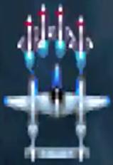 P-38 Lightning Homing Missile (Level 3, 1945 Plus)