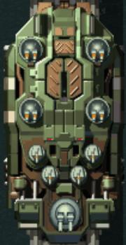 Thanatos train car 1
