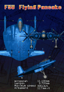 F5U Flying Pancake (Arcade Attract)