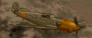 Bf109 Art