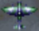 Spitfire mk7 sprite