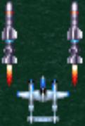 P-38 Lightning Frame Type-II Missile (Level 2)