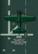 Zero Fighter (Arcade Attract)