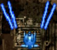 F5U Flying Pancake Automatic Laser (Level 4)