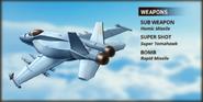 FA-18 Super Hornet (1945 World War)