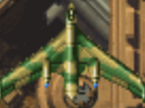 F.G.R. Flying Wing Bomber