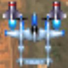 P-38 Lightning Homing Missile (Level 1)