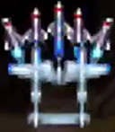 P-38 Lightning Homing Missile (Level 4, 1945 Plus)