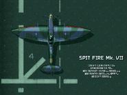 Spitfire Mk. VII (Console Attract)