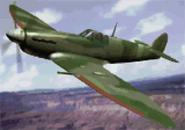 Spitfire Mk. VI (Co-op Art)
