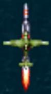 Ta152 Giant Rocket Missile (Sub-Level 4, 1945 Plus)