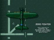 Zero Fighter (Console Attract)