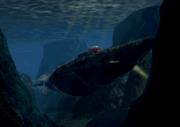 Gigantic Submarine Cross Sinker