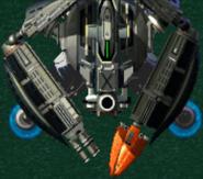 Cross Sinker (Robot Form)