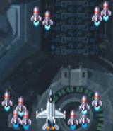 FA-18 Super Hornet Homing Missile (Level 2, Upgraded)