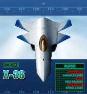 X-36 (2P)