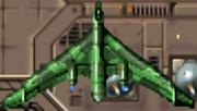 Green CANY Bomber