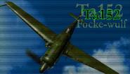Focke-wulf Ta152 (Console)