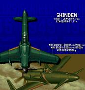 J7W Shinden (Arcade)