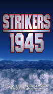 Strikers 1945 Title Screen (Mobile)