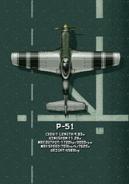 P-51 Mustang (Arcade Attract)