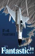 F-4 Phantom II Ending Art