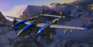 P-38 Fighters Index Art 1