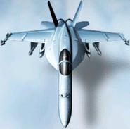 FA-18 Super Hornet (Mobile)