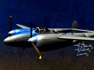 P-38 Lightning (Fighters Index 3)