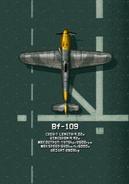 Bf-109 (Arcade Attract)