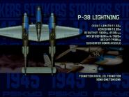 P-38 Lightning (Console 2)