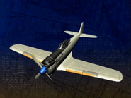 Ki-84 Hayate (Fighters Index 1)