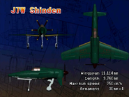 J7W Shinden (Console Attract 2)