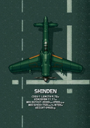 J7W Shinden (Arcade Attract)