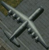 B-36 Peacemaker (Land Target)