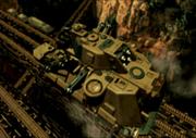 Armored Train Gliath