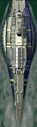 Cross Sinker (First Form, Dormant)