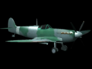 Spitfire Mk. VII (Console Intro)