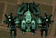 Iron Casket (Robot Form, Strikers 1945 Plus)