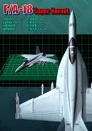 FA-18 Super Hornet (Attract Movie)