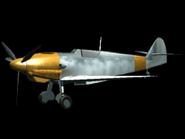 Bf-109 (Console Intro)