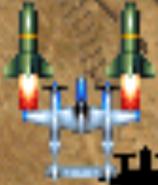 P-38 Lightning Frame Type-II Missile (Level 1)